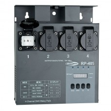 Verhuur Showtec RP405 MKII Relay Pack / Switch Pack