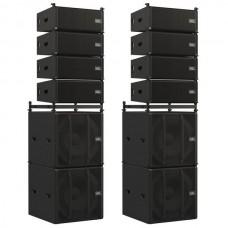 Verhuur Odin Stack set bestaande uit 8x T8A + 4x S18A