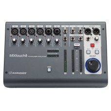 Verhuur Audiophony MIXtouch8  - 8-channel digital interface with App and software