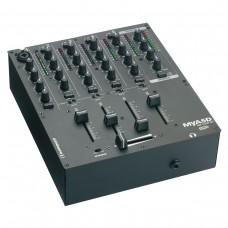 Verhuur Audiophony MYA5D DJ mixer