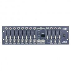 Verhuur Showtec 50325 Lite8 - 8-kanaals programmeerbare DMX-controller