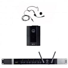 Verhuur AKG DMS70Q + 1x Beltpack + headset