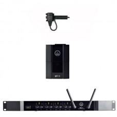 Verhuur AKG DMS70Q + 1x Beltpack + rever microfoon