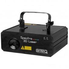 Verhuur Briteq Spectra3D RGB laser (ILDA)