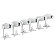 Verhuur CS LEDSPOT PAKKET  6 x LED-SPOT MET LADER EN KLEURFILTER