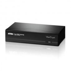 Verhuur CS VS134A 4 poorts VGA, XGA, SVGA,UXGA, QXGA  splitter
