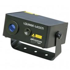 Verhuur JB Lounge Laser 80mW R - 30mW G - 5W LED Blue