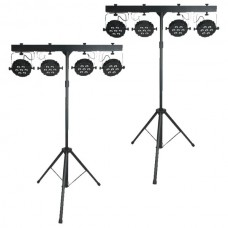 Verhuur LED Par set 2 Compact Power Lightset