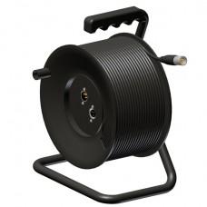 Verhuur Mic kabel XLR M - XLR F  50M haspel