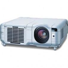 Verhuur NEC MT1060 3LCD Projector 2600 Ansilumen