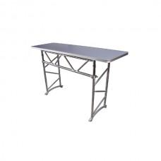 Verhuur Prodjuser DJ Table 2 Foldable 1,5 x 0,5 m