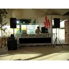 Verhuur Truss DJ bar