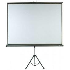 "Verhuur scherm  70"" tbv DLP projector zicht 1.71 x 1.28m (4:3)"