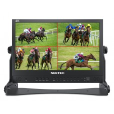Verhuur CS Seetec Atem156 multiview monitor 4xHDMI IN/OUT