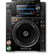 Verhuur Pioneer CDJ2000 NEXUS2 CD / mp3 speler + Midi