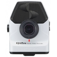 Verhuur Zoom Q2N wit  (live stream) camera