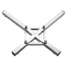 Verhuur CS Baseplate kruis  70/100 voor driehoek truss en vierkante truss