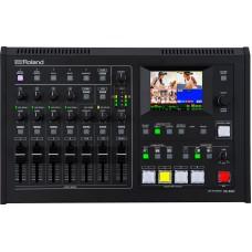 Verhuur Roland VR4HD 4 kanaals videomixer FullHD + geluid en geschikt voor streaming